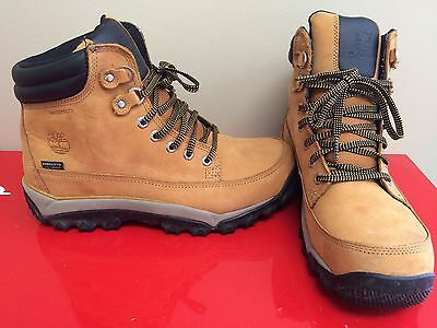 Mens Timberland Winter Boots Size 10