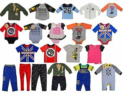 Harajuku Wholesale Kids Clothing For Infant Toddler Pant Top Assorted Styles Lot