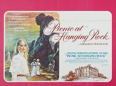 "picnic at hanging rock 16"" x 12"" Reproduction Movie Poster Photograph"