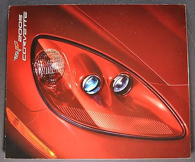 1995 Chevrolet Corvette Sales Brochure Folder Excellent Original 95