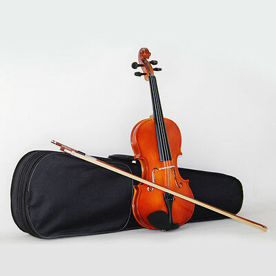 Master Violin High quality, bailing violin,1/4 1/2 4/4, shaped Case