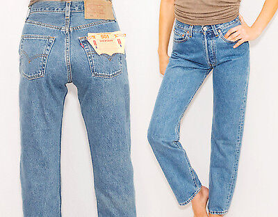 deadstock vintage levis nwt 501 USA made tag 27 x 30