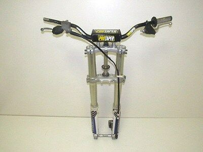 99-01 Yamaha Yz 125 Yz125 Yz 250 Yz250 Forks Front Forks Front End Brakes Bars
