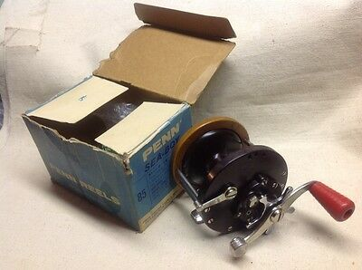 Penn Seaboy 85/ 'Two-tone Model'/ with Box; As Found