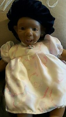 VINTAGE! D'Anton Jos Doll made in Spain in the 80's- 90's.