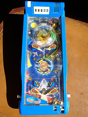 Vintage Radio Shack 60-1171 Galaxy Pinball Tabletop Game