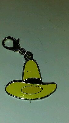 Curious George Yellow Hat Universal Studios Charm