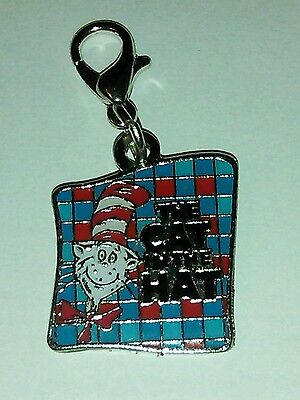 Cat in the Hat Dr. Seuss CHARM FROM UNIVERSAL STUDIOS THEME PARK
