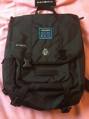 Timbuk2 Swig Backpack Laptop Medium New Black
