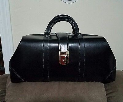 Vintage Doctors Physician Professional Handcrafted Travel Bag