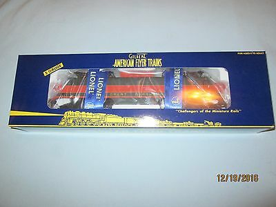 American Flyer by Lionel # 6-48038 Great Northern #5011 EP5 Electric- New in Box