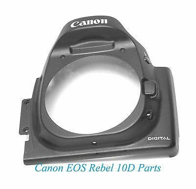 Genuine Canon EOS 10D Camera Front Body Cover - Replacement Parts
