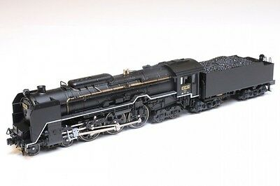 Kato 2017-5 JNR Steam Locomotive Type C62 Sanyo (Kure Line) (N scale) Pre Order