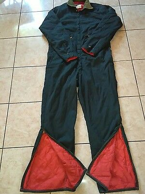 zero zone insulated  coverall size X  large tall