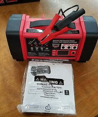 Century 12 and 24-Volt Automatic High Frequency Battery Charger