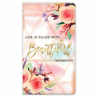 Beautiful Moments Zippered Planner By Recollections New!!! 2017