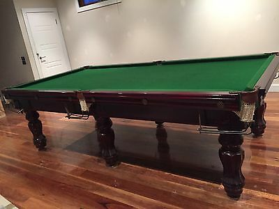 Ace 10ft X 5ft Pool/ Snooker/ Billiard Table