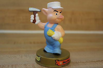 DISNEY PRACTICAL PIG 3 LITTLE PIGS 100 YEARS OF MAGIC FIGURE McDONALD'S TOY 2002
