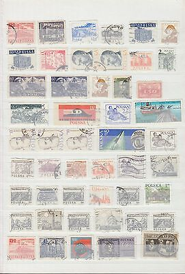 """£1.49 start - A small collection of """"POLAND"""" issues"""