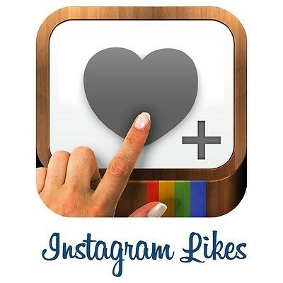 10,000 Instagram Real People Like Fast Delivery for your image