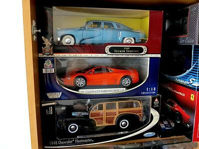 collection voitures miniatures