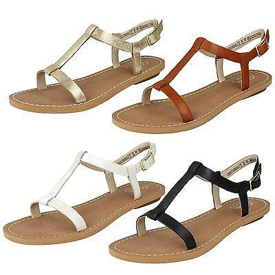 2a7ae466e849c LADIES CLARKS STRAPPY Sandals  Voyage Hop  -  40.54