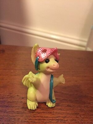Stunning POCKET DRAGON 1997 - IT'S ME COLLECTIBLE FIGURE Mint & Boxed