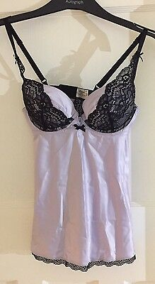Ann Summers Cami And Pants Set - Size 10