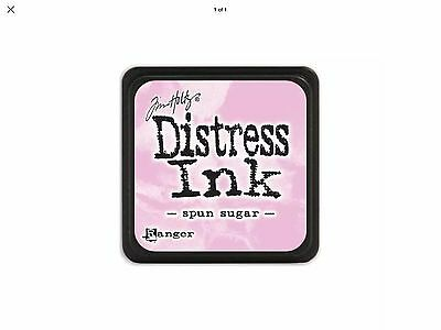 Tim Holtz Distress Ink Pad Mini Size - Spun Sugar