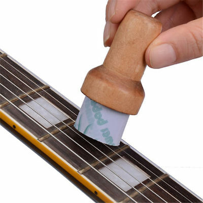 Fast Fret Guitar String Cleaner & Lubricant for all stringed instruments 1pcs