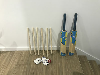 Cricket Set Only Used Once