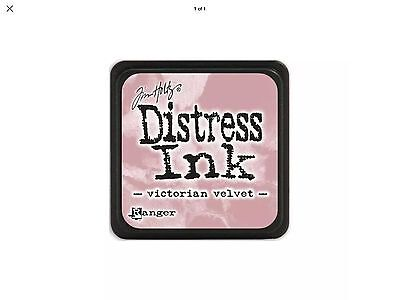 Tim Holtz Distress Ink Pad Mini Size - Victorian Velvet