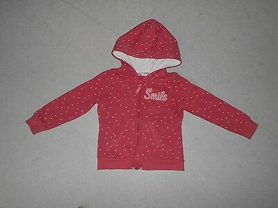 Gilet rose Tex - Taille 2-3 ans