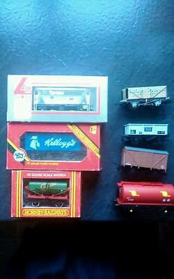 Hornby/Lima job lot of wagons.
