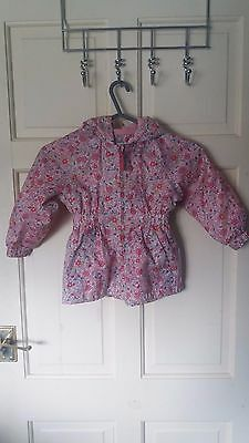 Blue Zoo Pink Girl's Jacket age 2-3