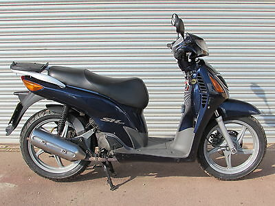 2002 Honda Sh125 Automatic Scooter
