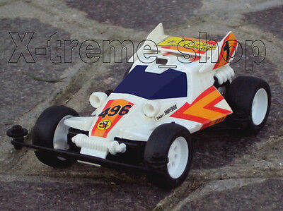 Tamiya 18025 Mini 4WD DASH 1 EMPEROR - Type 3 Chassis - ( CAR 100% COMPLETE )