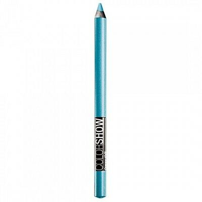 Maybelline - Crayon Khol - Color Show - 210 Turquoise Flash