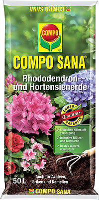 Compo Rhododendronerde 50Ltr 11751