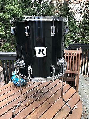 "Rogers 16"" Swivo-matic ""Big R"" Fullerton Floor Tom U.S.A."