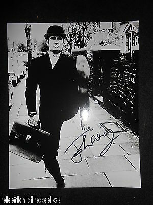 JOHN CLEESE - Signed Photograph, Autograph - Monty Python, Ministry Funny Walks