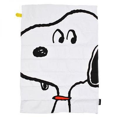 Peanuts - Snoopy Cotton Tea Towel In Tube - New & Official