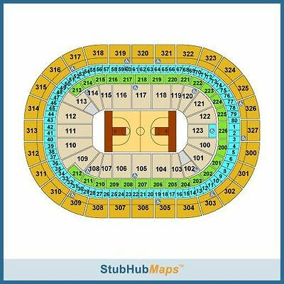 NCAA Tournament - Buffalo Tickets 03/18/17 3rd session, 2 tickets  (100 level)