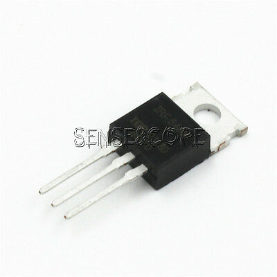 5PCS IRF540 IRF540N TO-220 N-Channel 33A 100V Power MOSFET IC