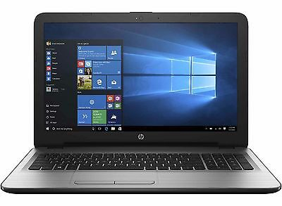 "HP Notebook - (15,6"") Matt - Quad Core - 8GB - 500GB - DVD - WebCam - Windows 10"