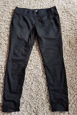 Maternity jeans jeggings size 16