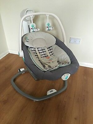 Joie Serina 2 in 1 baby swing - very good condition