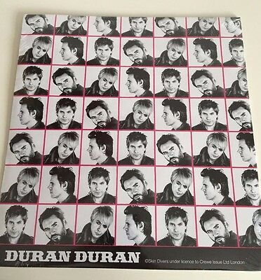 Duran Duran Wrapping Paper New