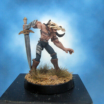 Painted Ral Partha Crucible Miniature Void Hunter