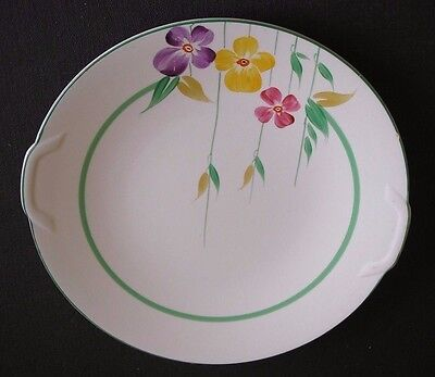 """John Maddock & Sons..royal Ivory Floral Pattern  10""""  Bread & Butter Plate Cb/18"""